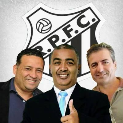 Edvaldo dos Santos está de volta à Presidência executiva do Ribeirão Pires Futebol Clube (RPFC).